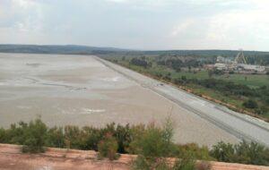 Paddock Dam